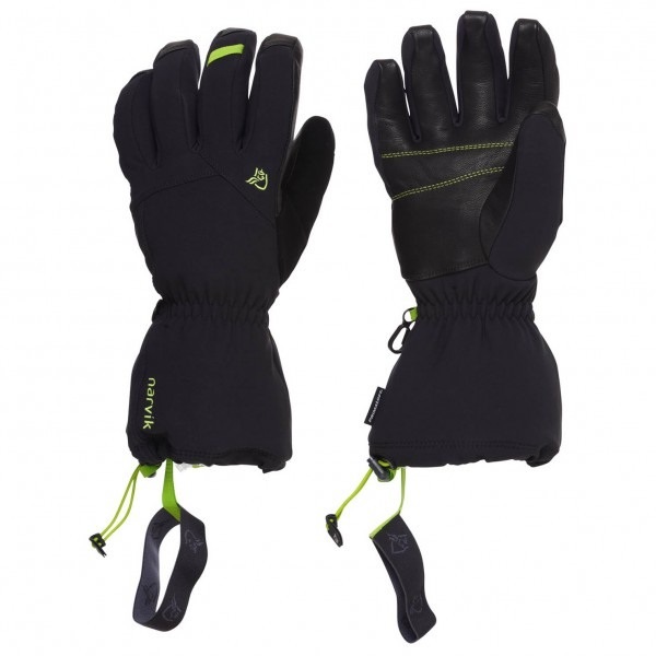 Norrøna - Narvik Dri1 Insulated Long Gloves - Käsineet