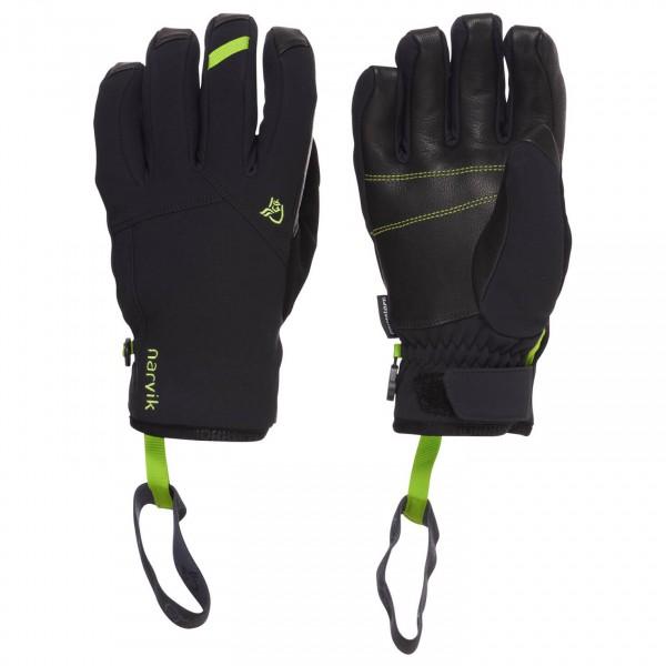 Norrøna - Narvik Dri1 Insulated Short Gloves - Handschuhe