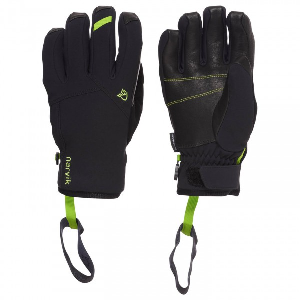 Norrøna - Narvik Dri1 Insulated Short Gloves - Käsineet