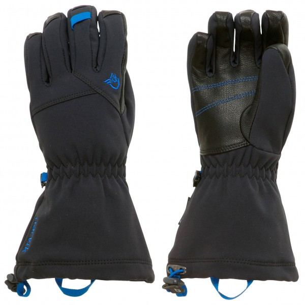 Norrøna - Kid's Narvik Dri1 Insulated Long Gloves - Gloves