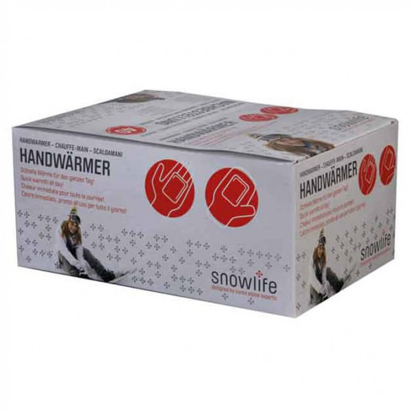 Snowlife - Hand Heat Packs - Handwarmer