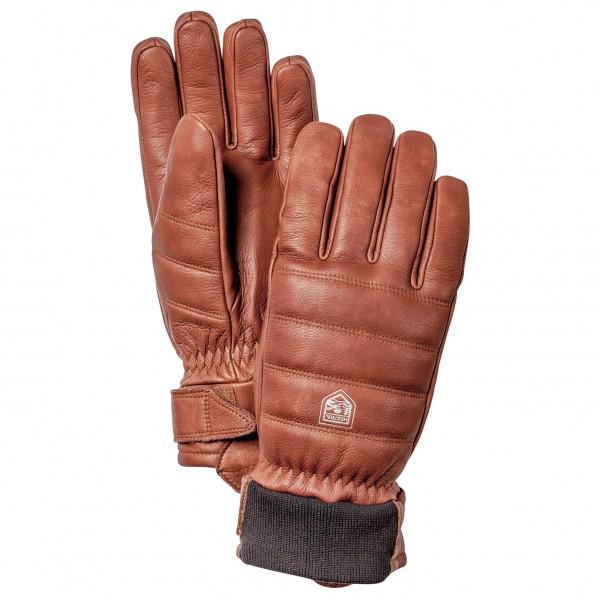 Hestra - Alpine Leather Primaloft 5 Finger - Handsker