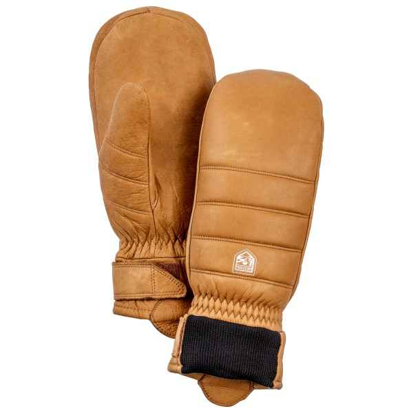 Hestra - Alpine Leather Primaloft Mitt - Käsineet