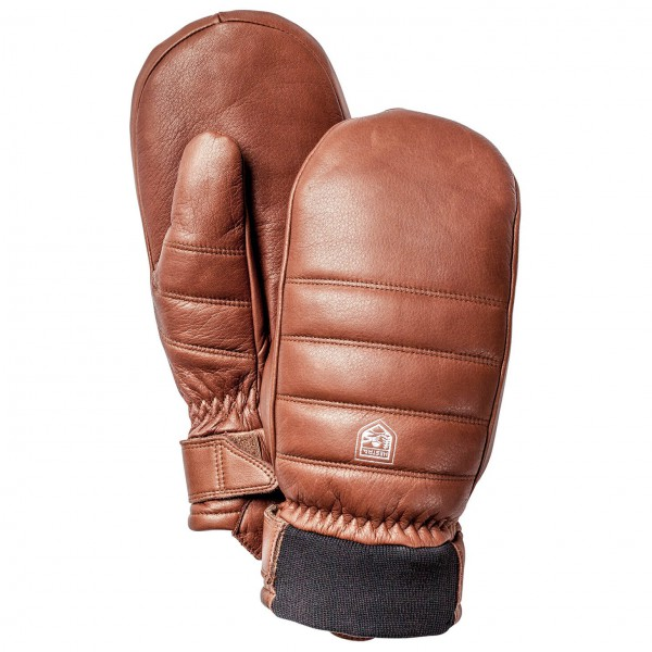 Hestra - Alpine Leather Primaloft Mitt - Käsineet