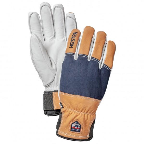 Hestra - Army Leather Abisko 5 Finger - Käsineet