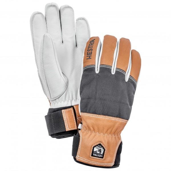 Hestra - Army Leather Abisko 5 Finger - Handschuhe