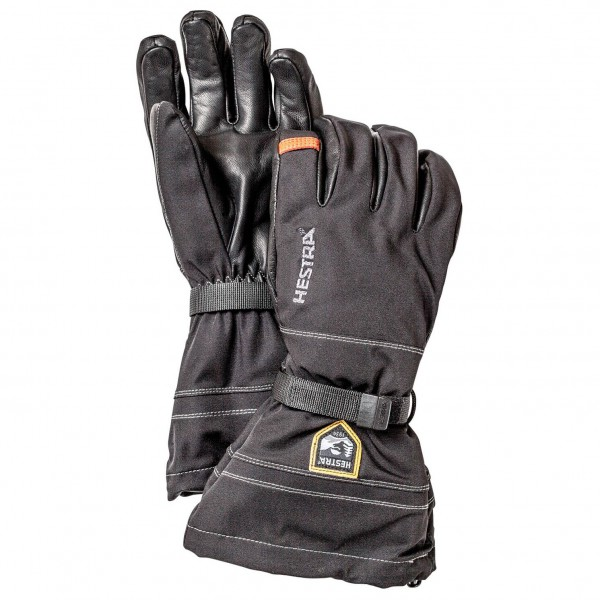 Hestra - Army Leather Blizzard 5 Finger - Gants