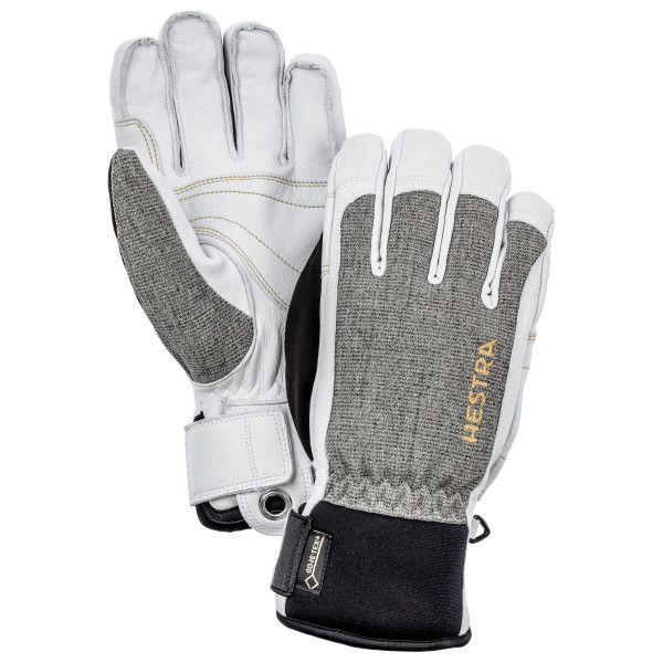 Army Leather GTX Short 5 Finger - Gloves
