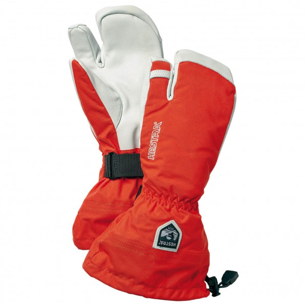 Hestra - Army Leather Heli Ski 3 Finger - Käsineet