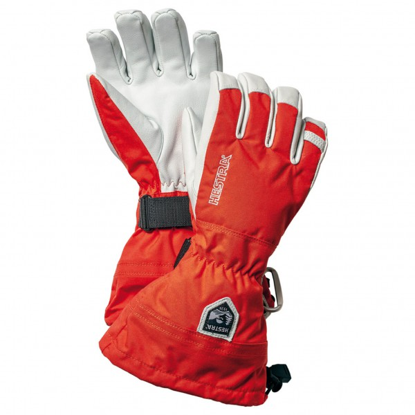 Hestra - Army Leather Heli Ski 5 Finger - Käsineet