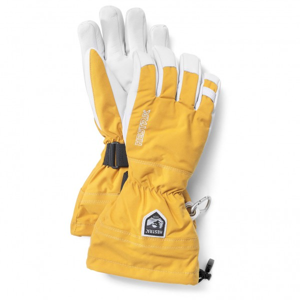 Hestra - Army Leather Heli Ski 5 Finger - Handschuhe