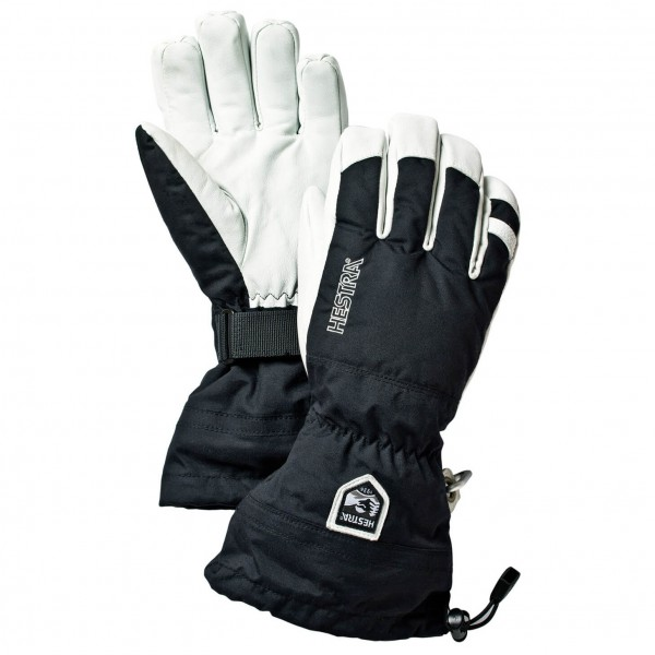 Hestra - Army Leather Heli Ski 5 Finger - Käsineet