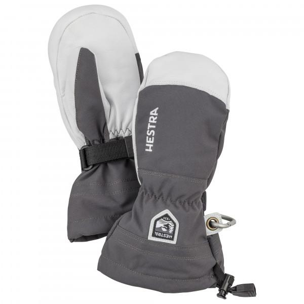 Hestra - Kid's Army Leather Heli Ski Mitt - Käsineet