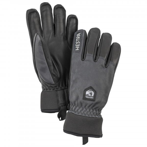 Hestra - Army Leather Wool Terry 5 Finger - Gloves