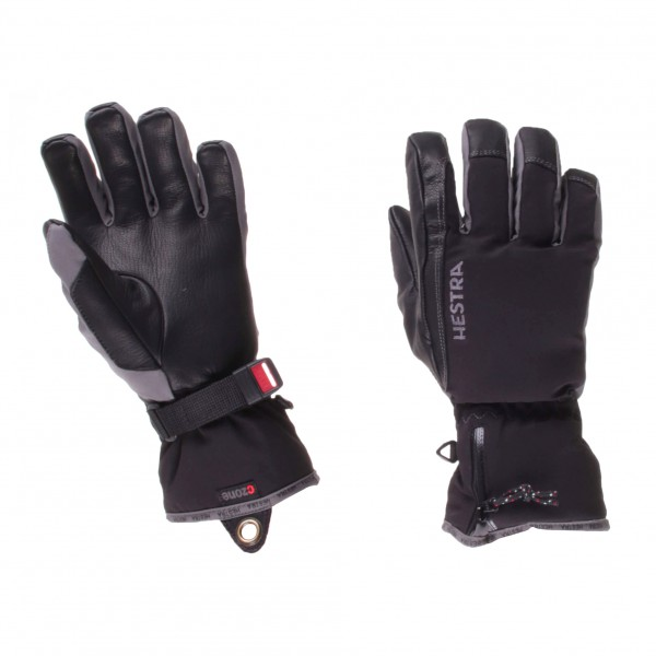 Hestra - CZone Leather 5 Finger - Handschuhe