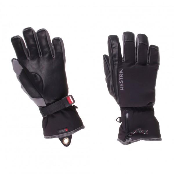 Hestra - CZone Leather 5 Finger - Käsineet