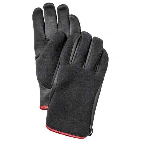 Hestra - Fleece Merino Liner 5 Finger - Handskar