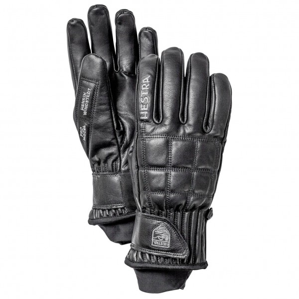 Hestra - Henrik Leather Pro Model 5 Finger - Handskar