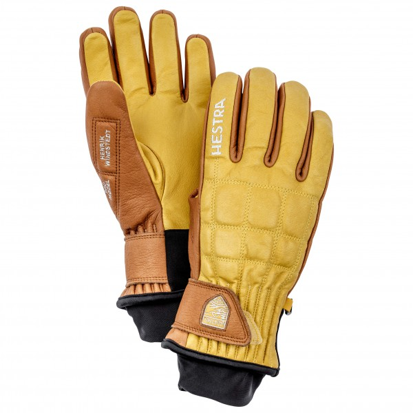 Hestra - Henrik Leather Pro Model 5 Finger - Handschuhe