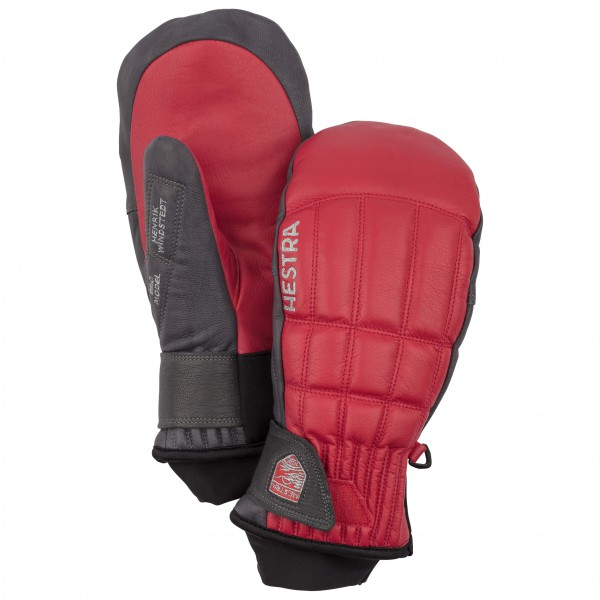Hestra - Henrik Leather Pro Model Mitt - Käsineet