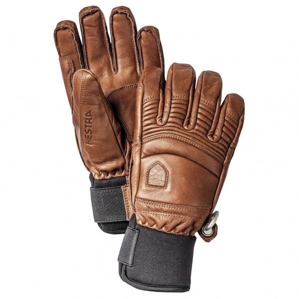 Hestra - Leather Fall Line 5 Finger - Käsineet