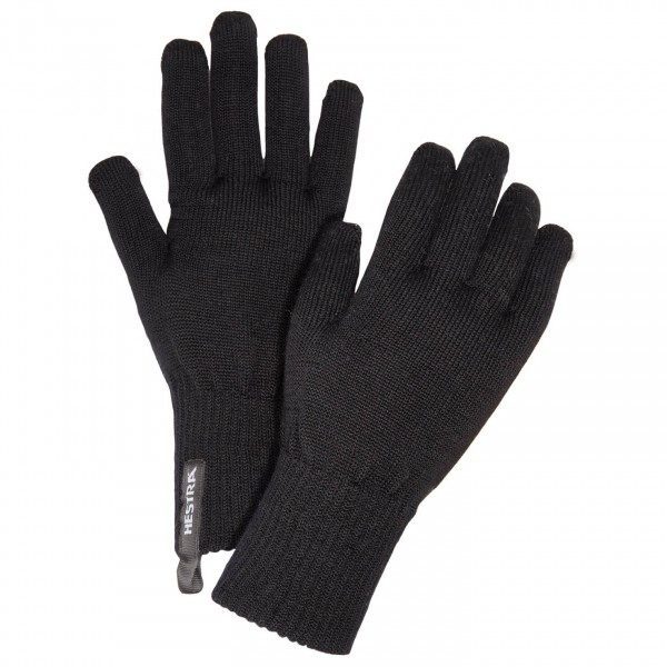 Hestra - Merino Wool Liner Knitted 5 Finger - Gloves