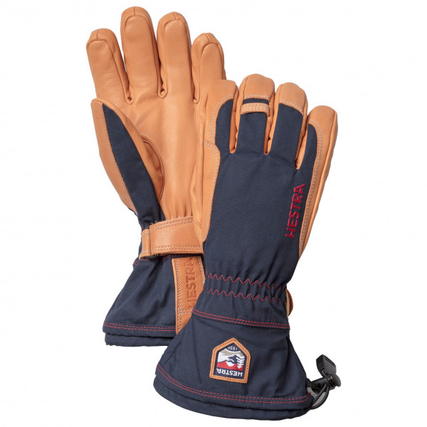 Hestra - Narvik Wool Terry 5 Finger - Gants