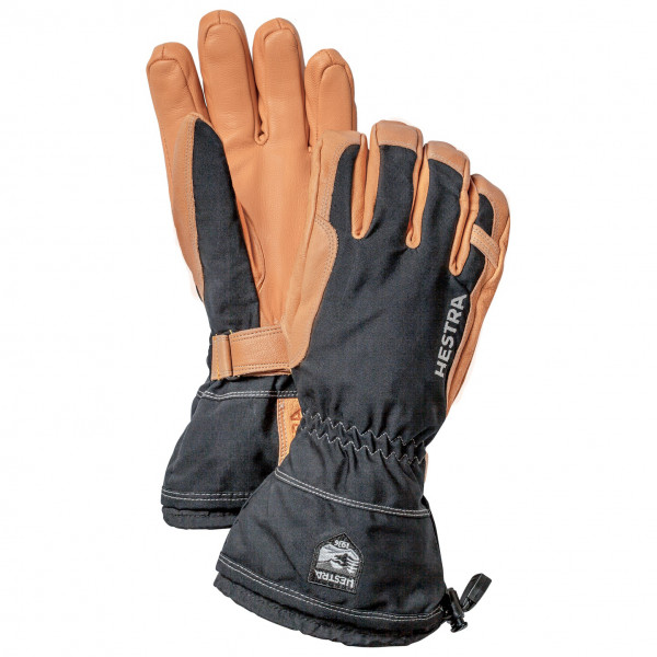 Hestra - Narvik Wool Terry 5 Finger - Käsineet