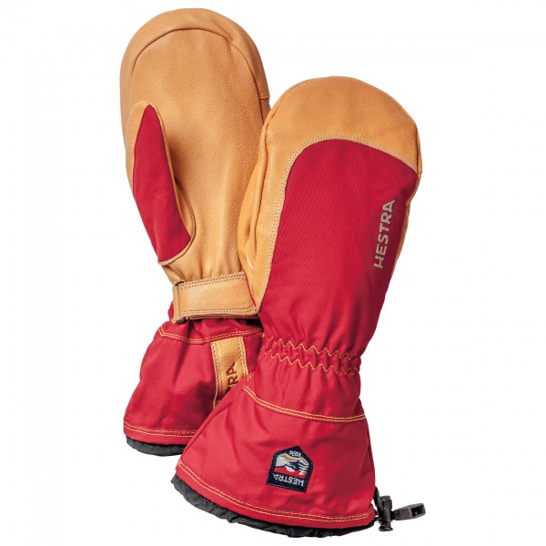 Hestra - Narvik Wool Terry Mitt - Handschoenen