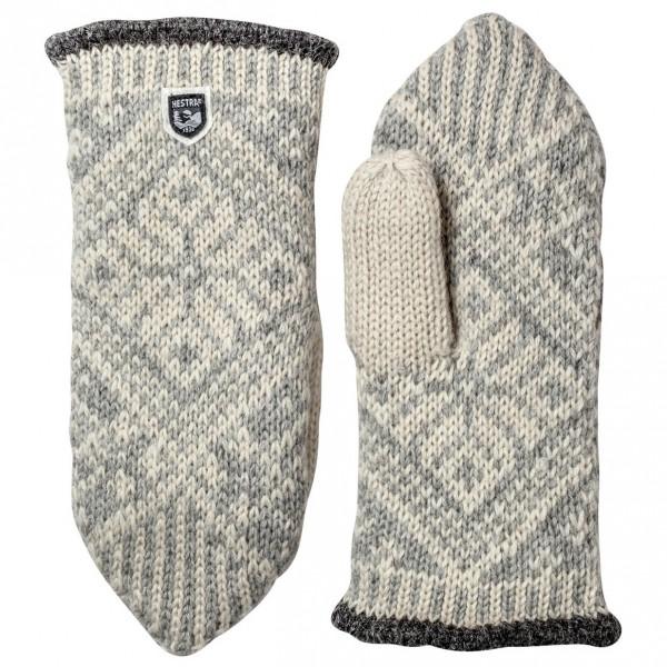 Hestra - Nordic Wool Mitt - Handskar