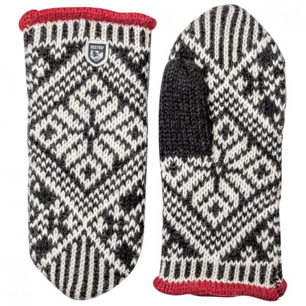 Hestra - Nordic Wool Mitt - Hansker