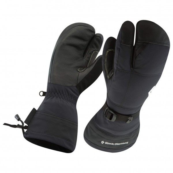 Black Diamond - Soloist Finger - Gloves