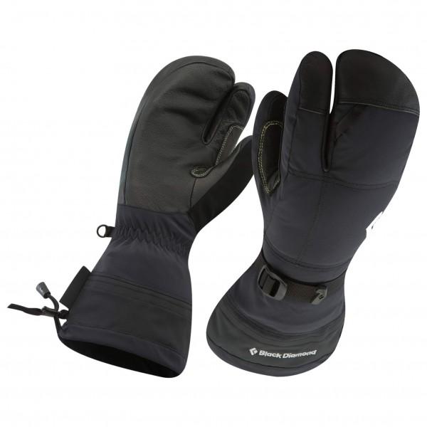 Black Diamond - Soloist Finger - Handskar