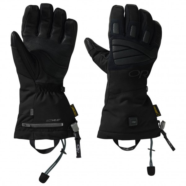 Outdoor Research - Lucent Heated Gloves - Käsineet
