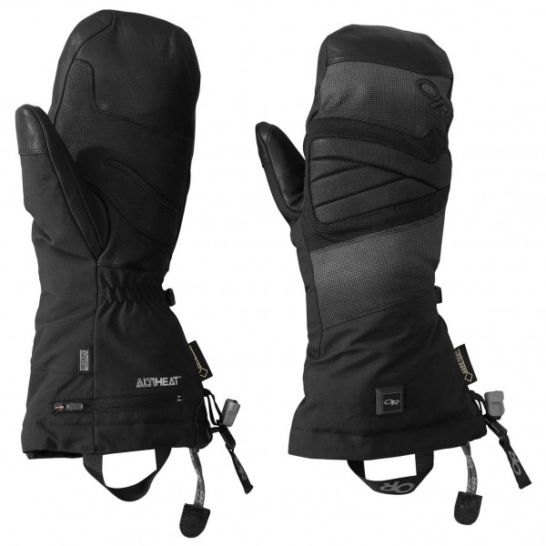 Outdoor Research - Lucent Heated Mitts - Handskar
