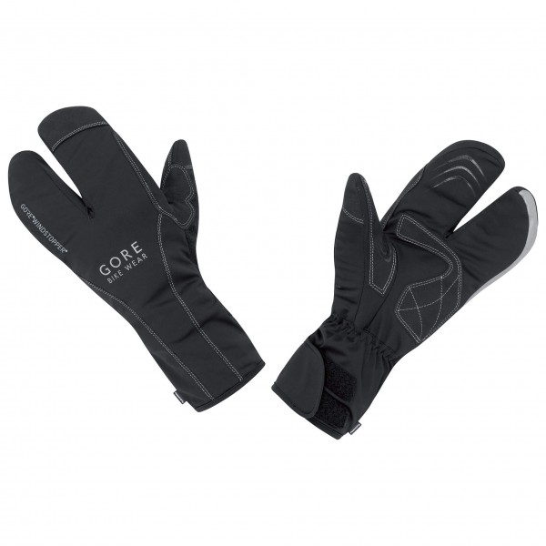 GORE Bike Wear - Road Windstopper Thermo Split Gloves