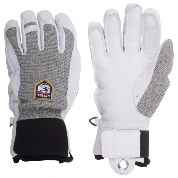 Army Leather Patrol 5 Finger - Gloves