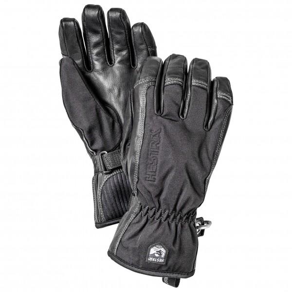 Hestra - Army Leather Soft Shell Short 5 Finger - Handsker