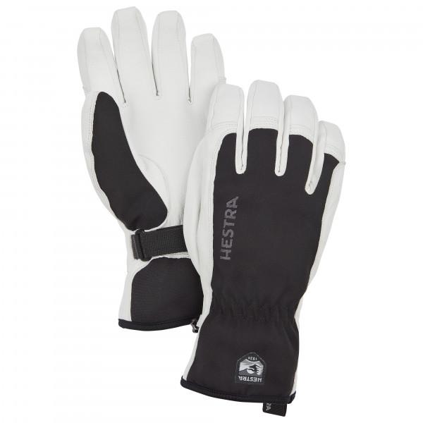 Hestra - Army Leather Soft Shell Short 5 Finger - Handschoen