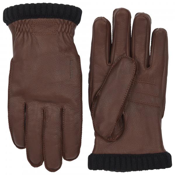 Hestra - Deerskin Primaloft Rib - Handskar