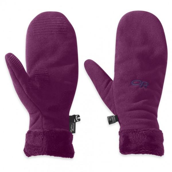 Outdoor Research - Women's Fuzzy Mitts - Handschoenen
