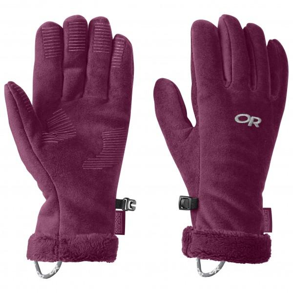 Outdoor Research - Women's Fuzzy Sensor Gloves - Käsineet