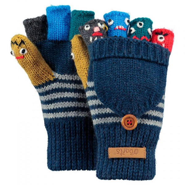 Barts - Kid's Puppet Bumgloves - Käsineet