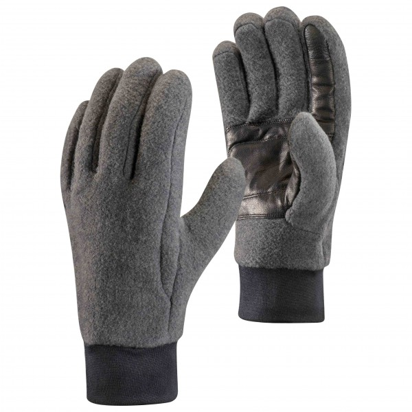 Black Diamond - Heavyweight Wooltech - Handschuhe