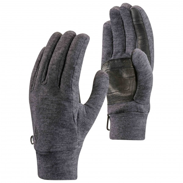 Black Diamond - Midweight Wooltech - Gloves
