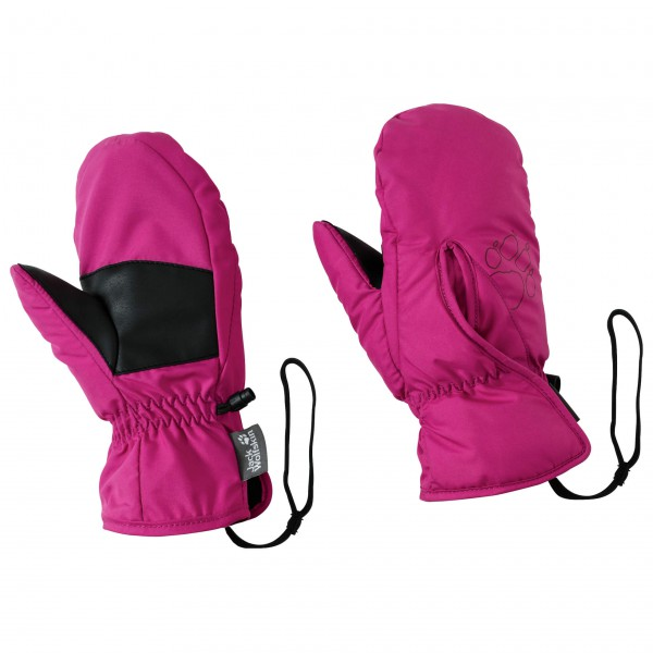 Jack Wolfskin - Kid's Easy Entry Mitten - Gloves