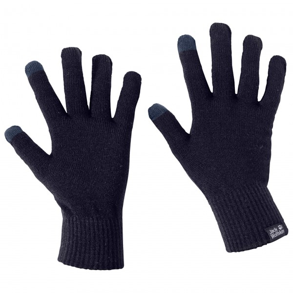 Jack Wolfskin - Touch Knit Glove - Handsker