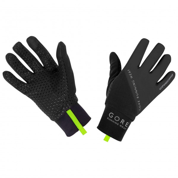 GORE Running Wear - Fusion Windstopper Gloves - Hansker