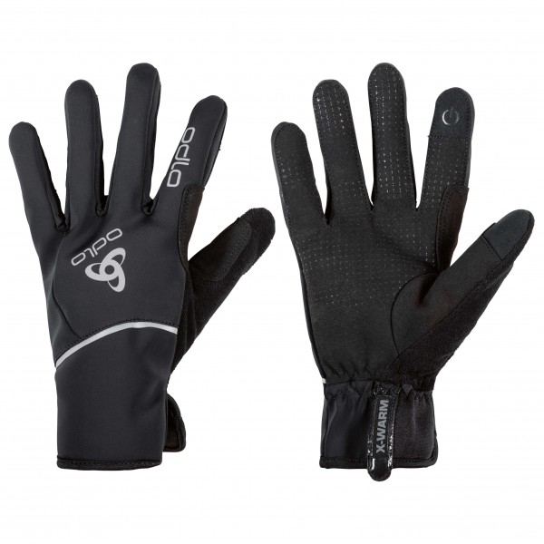 Odlo - Performance Windproof X-Warm Gloves - Handsker