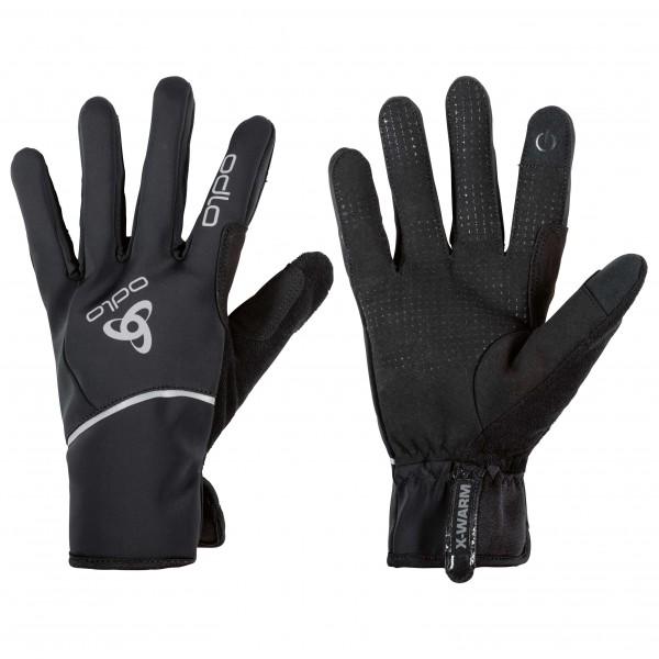 Odlo - Performance Windproof X-Warm Gloves - Hansker